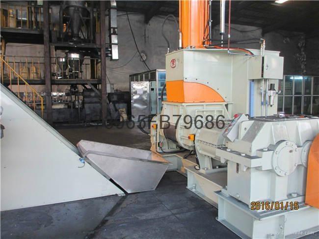 炭黑母料造粒生產線 2