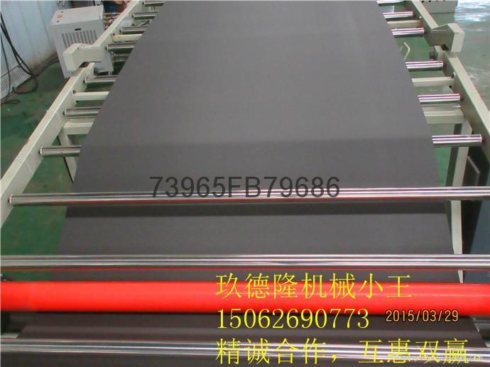 汽车内外饰护垫生产线 2