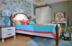 Kids pine wood bed 2