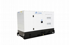 Soundproof  diesel generator with Perkins Engine