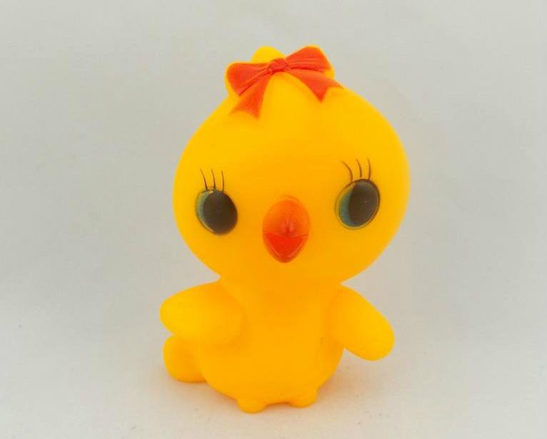 Soft Stress Plastic PU inflatable water ducks Kids Toy China Factory  2
