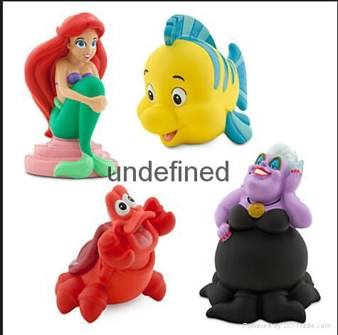 Mini Soft stress ocean China factory PU foam plastic toy 2