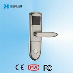Hailanjia table quality and excellent price rfid hotel door locks manufacturer s