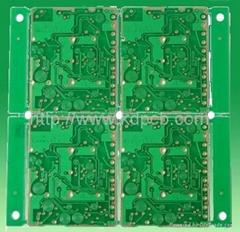 multilayer pcb/ppcba manufacturer with fr4/pi