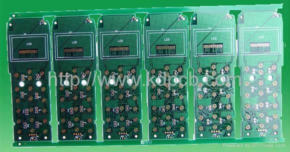 multilayer pcb/ppcba manufacturer with fr4/pi  4