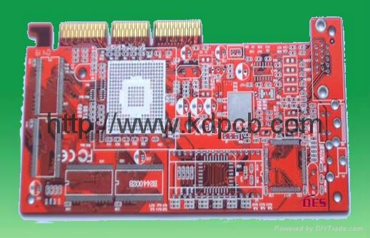 best quality pcb manufacturer with SGS/UL 5