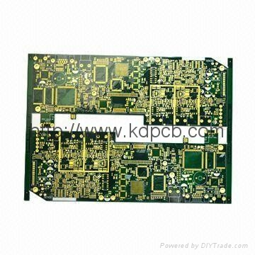 4 layer circuit board pcb manufacturer with cheap price 2
