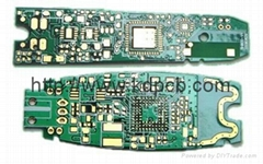 pcb printed circuit board fabrication with lower price china