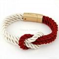 2016 Hot Trendy Fashion Braided Rope