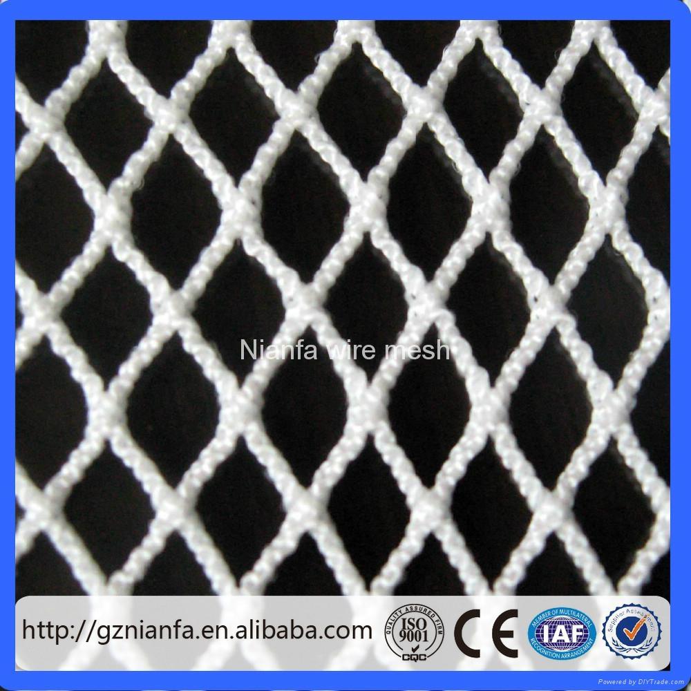Brazil safety nets Safety HDPE Knotted Plastic Net(Guangzhou Fact 1