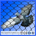 Brazil safety nets Safety HDPE Knotted Plastic Net(Guangzhou Fact 5
