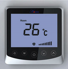 New color screen floor heating thermostat