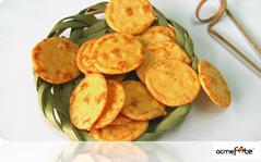 Thin Round Rice Crackers