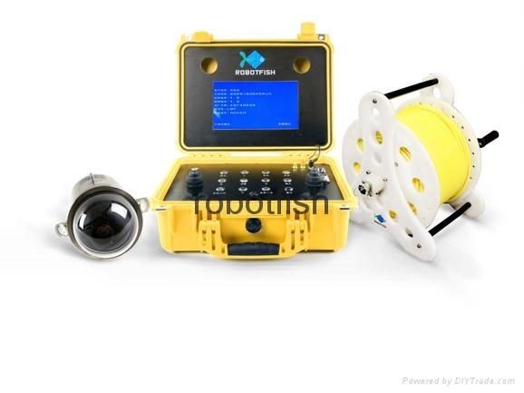 Towed Underwater Camera 2