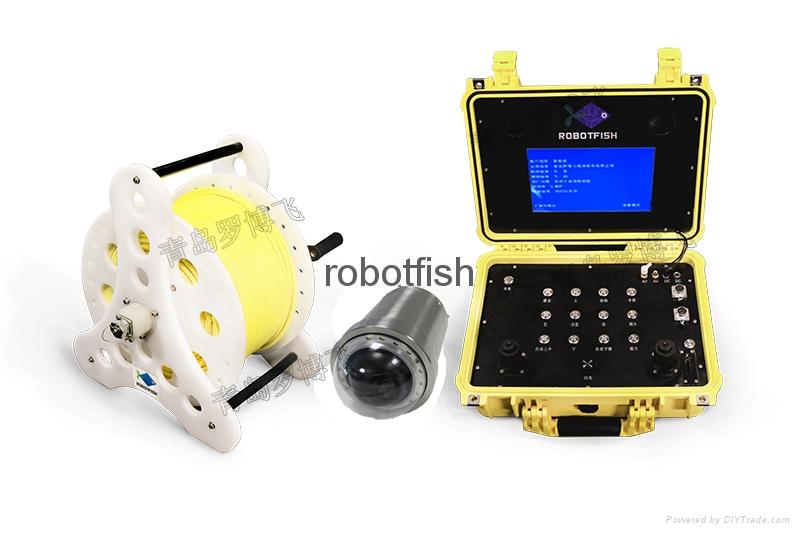 Towed Underwater Camera 4