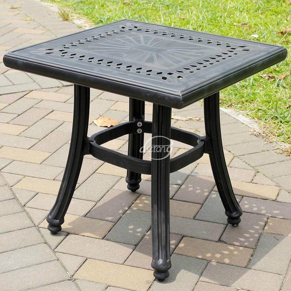 Patio metal durable garden sofa set outdoor furniture - DR ...