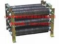 电机车电阻器