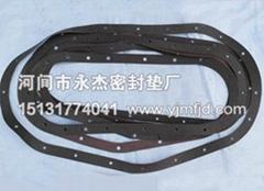 橡膠軟木膠墊
