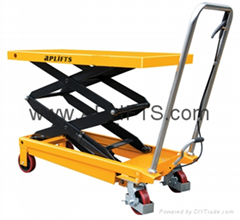 Double Scissor Lift Table (Hot Product - 1*)