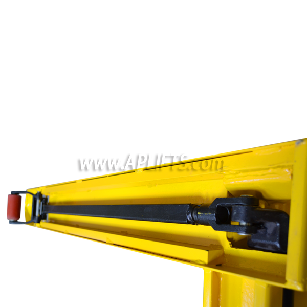 Low-profile Pallet Truck 3