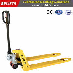 Low-profile Pallet Truck