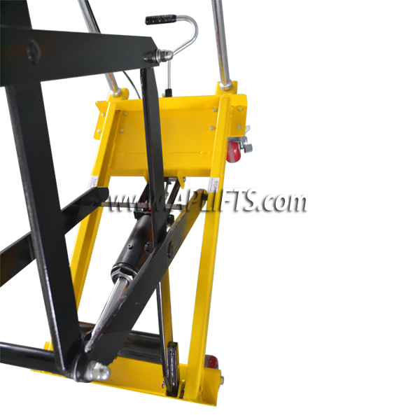Double Scissor Lift Table 3
