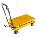 Double Scissor Lift Table 2