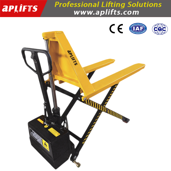 Material Handling Equipment Electrc High Lift Scissor Truck 1