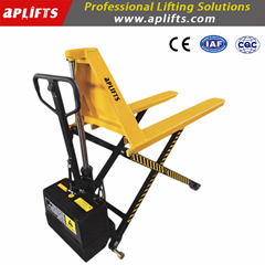 Material Handling Equipment Electrc High Lift Scissor Truck