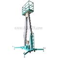 125kgs 4m 6m 8m Single Mast Mobile Aluminium Work Platform