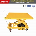 Aplifts 750kgs Single Scissor Electric Table Truck with Sophisticated Technology