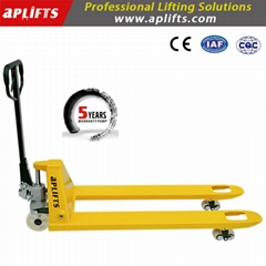 2.5ton 3ton 2500kg 3000kg Hydraulic Hand Pallet Truck with Dependable Performanc