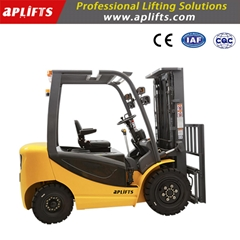 Hot Sale Battery Forklift with Attractive Design