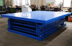 Stationary Electric Hydraulic Car Lift/Platform Scissor Lift/Lift Table