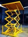Hot Sale Fix Scissor Lift Truck