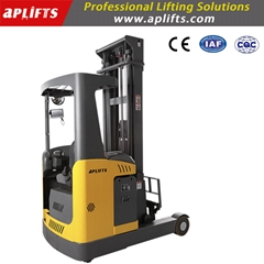 Electric Reach Truck with SGS