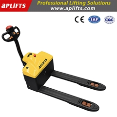 Small Pallet Jack Mini Electric Pallet Truck Use in Warehouse
