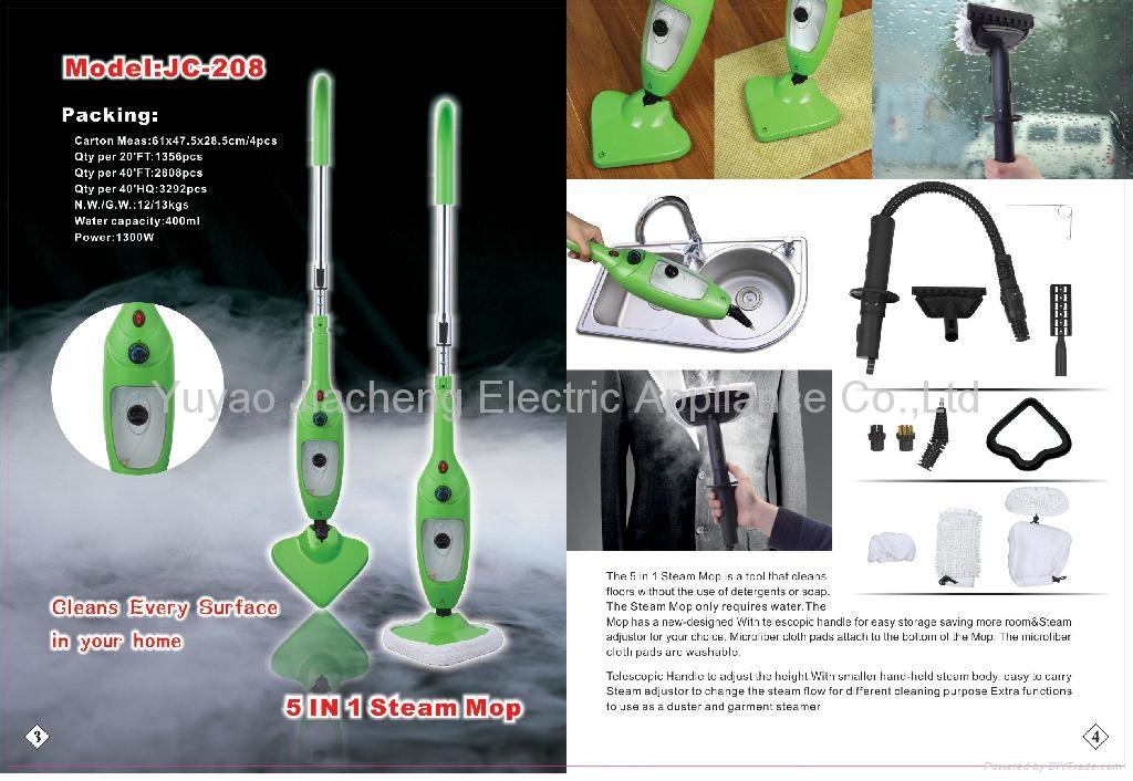 steam mop 1