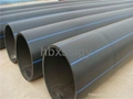 ISO Manufacture pe63/80/100 pipes water