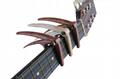 no spring guitar capo wooden model