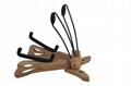 Hot Sale Upright Foldaway Solid Wood