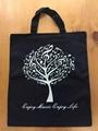 High Class Pure Cotton Music Theme Bag