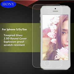 Privacy 9H Screen Protector for iphone 4 4s 5 5s 5se Tempered Glass