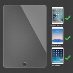 Accessories Screen Protector Film For Ipad Air Air 2 Mini 4 Pro Tempered Glass