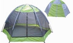 雙層野營帳篷--T014