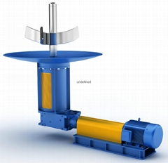 Factory Manufacture Bottom entry mixer agitator