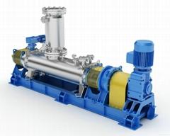 mixing equipment Kneader Reactor twin mixer