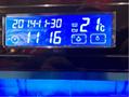 水族鱼缸控制器LCD显示屏