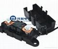 美國力特汽車蓄電池改裝MEGA保險絲座 1