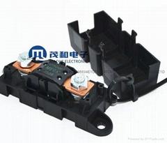 美國力特汽車蓄電池改裝MEGA保險絲座